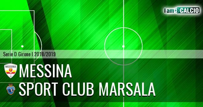 ACR Messina - Marsala