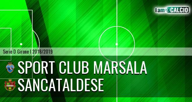 Marsala - Sancataldese