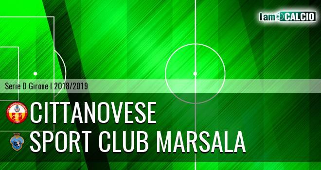 Cittanovese - Marsala
