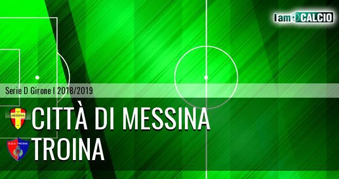 Città di Messina - Troina