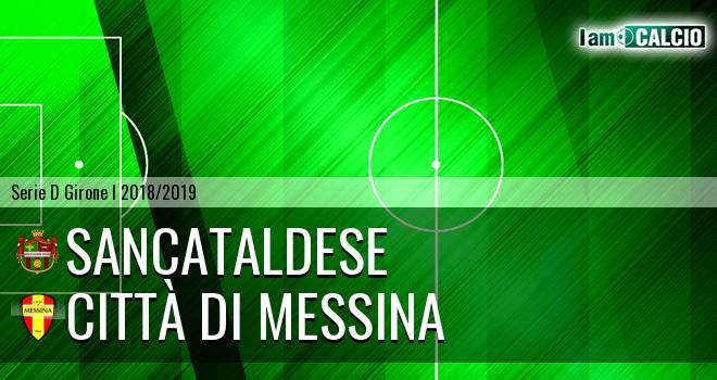 Sancataldese - FC Messina