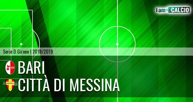 Bari - FC Messina