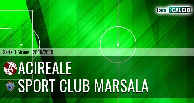 Acireale - Marsala