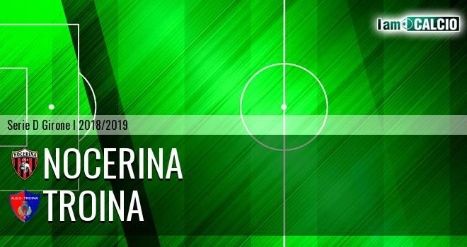 Nocerina - Troina