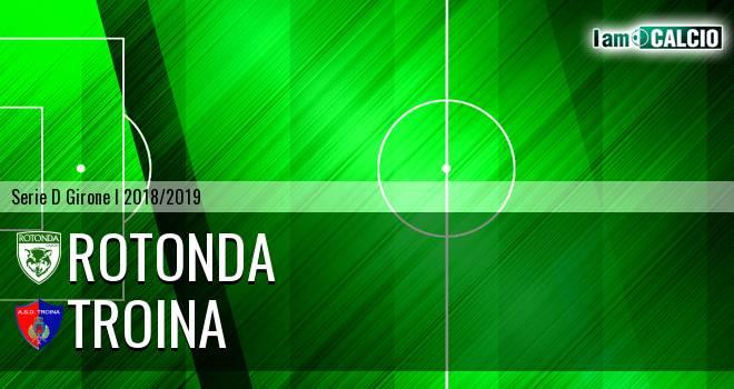 Rotonda - Troina