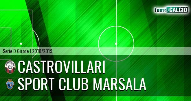 Castrovillari - Marsala
