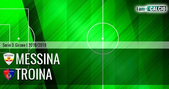 ACR Messina - Troina