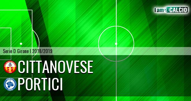 Cittanovese - Portici