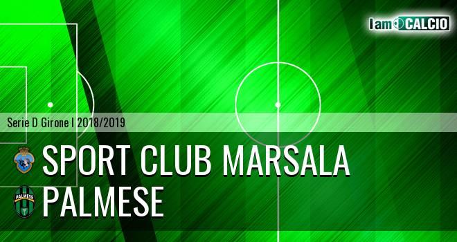 Marsala - Palmese