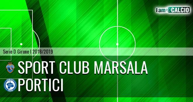 Marsala - Portici
