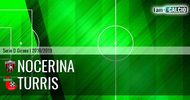 Nocerina - Turris 0-0. Cronaca Diretta 16/12/2018