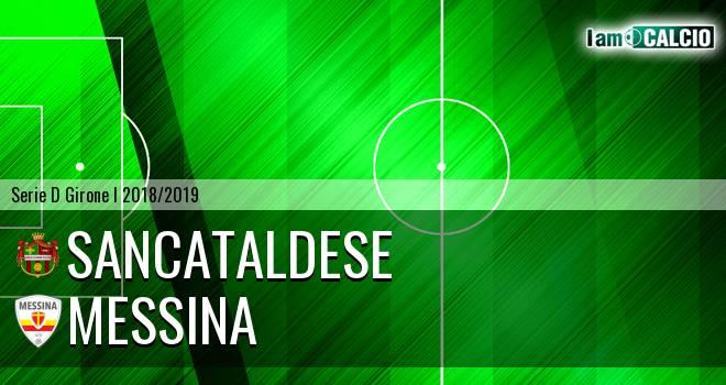 Sancataldese - ACR Messina