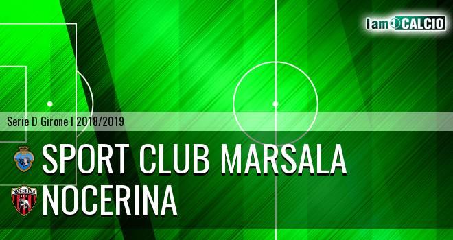 Marsala - Nocerina
