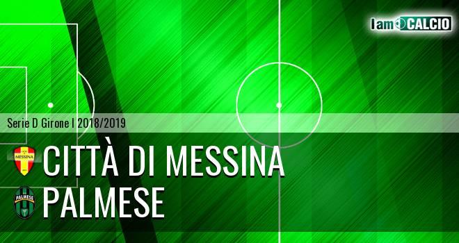 Città di Messina - Palmese