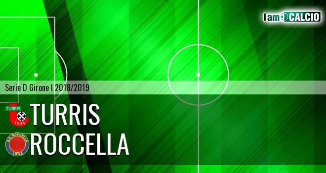 Turris - Roccella 5-0. Cronaca Diretta 06/01/2019