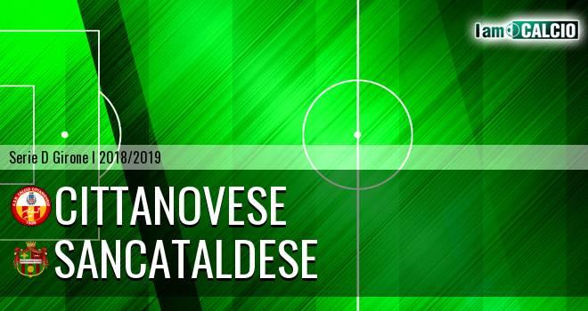 Cittanovese - Sancataldese