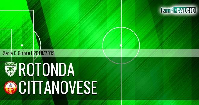 Rotonda - Cittanovese