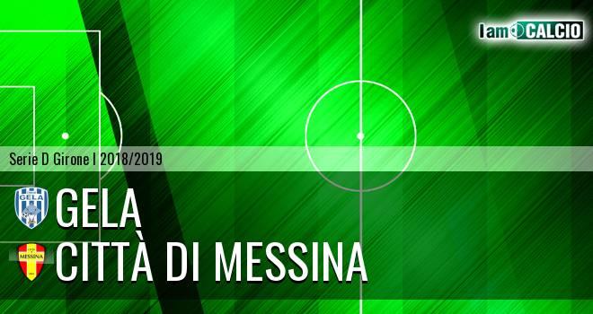 Gela - Città di Messina