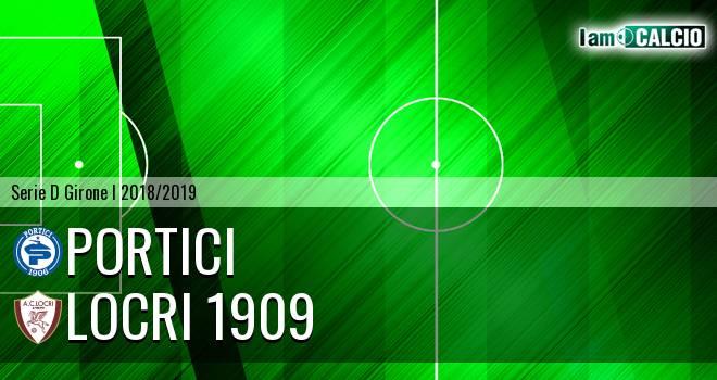 Portici - Locri 1909