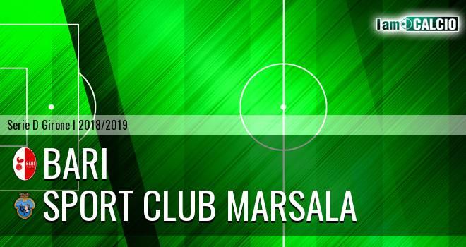 Bari - Marsala