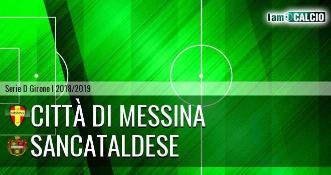 Città di Messina - Sancataldese