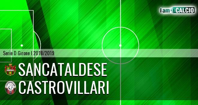 Sancataldese - Castrovillari