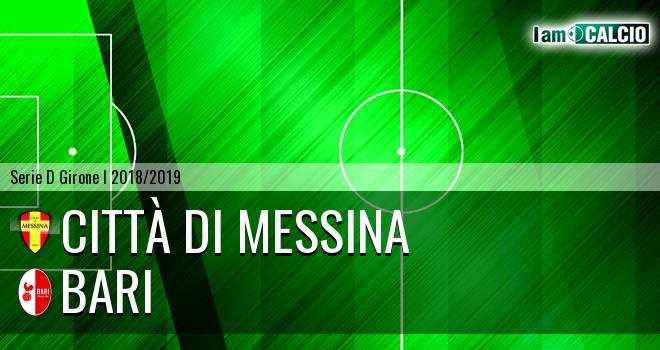 FC Messina - Bari