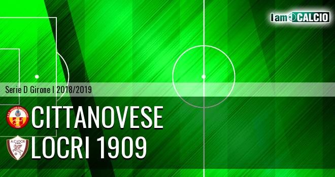 Cittanova Calcio - Locri