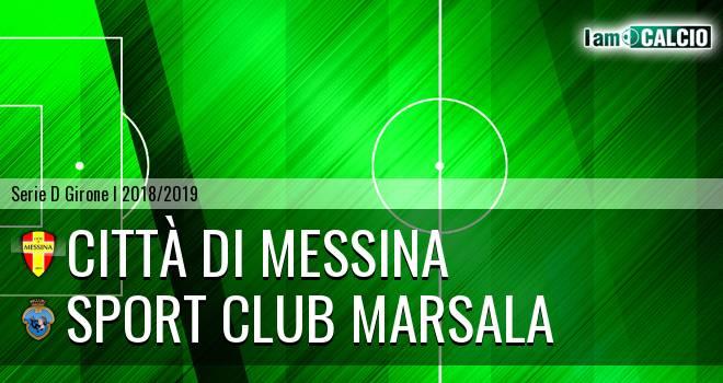 Città di Messina - Marsala