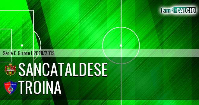 Sancataldese - Troina