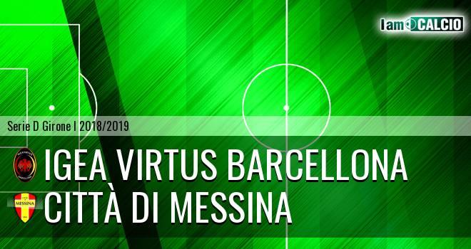 Igea 1946 - FC Messina