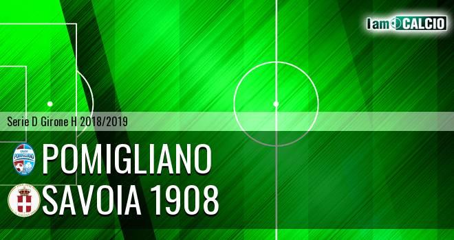 Pomigliano - Savoia 1908