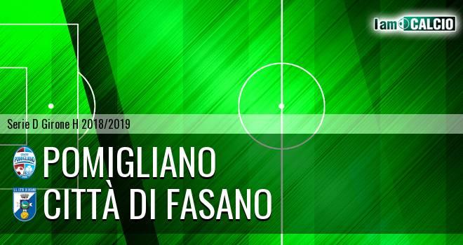 Pomigliano - Città di Fasano