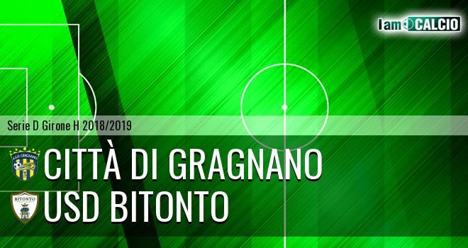 Città di Gragnano - Bitonto Calcio