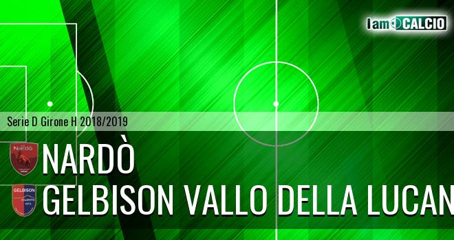 Nardò - Gelbison Vallo Della Lucania