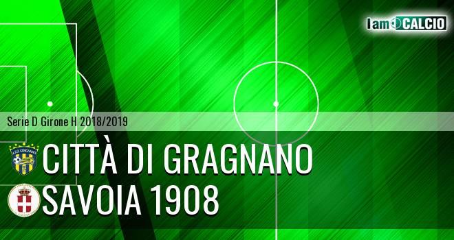 Città di Gragnano - Savoia 1908
