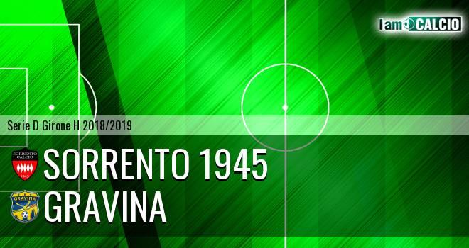 Sorrento 1945 - Gravina
