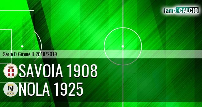 Savoia 1908 - Nola