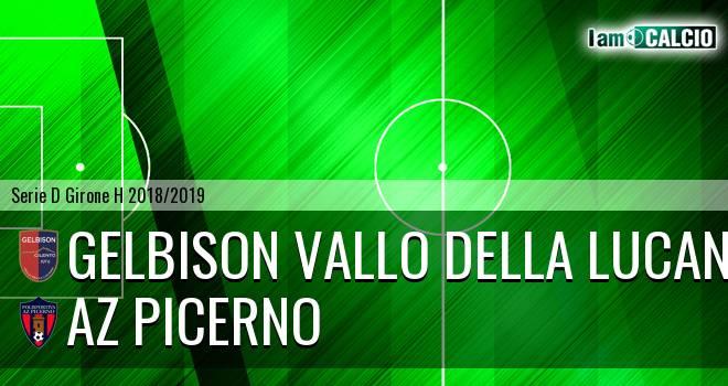 Gelbison Vallo Della Lucania - AZ Picerno