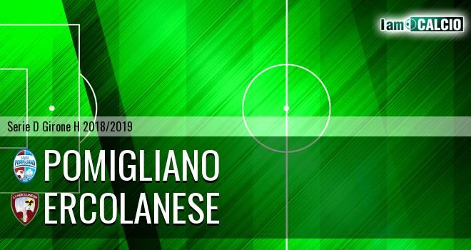 Pomigliano - Sporting Ercolano