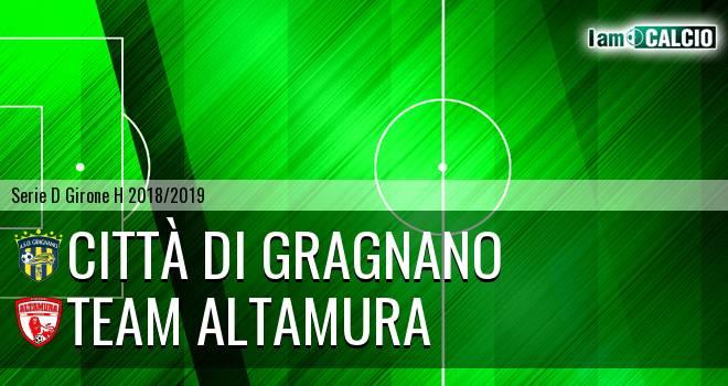 Città di Gragnano - Team Altamura