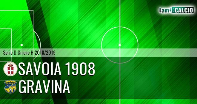 Savoia 1908 - Gravina