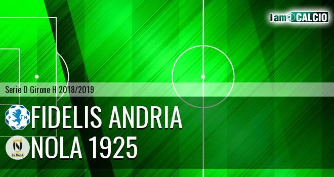 Fidelis Andria - Nola 1925