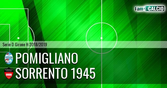 Pomigliano - Sorrento 1945