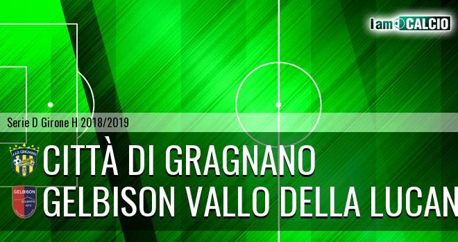 Città di Gragnano - Gelbison Vallo Della Lucania