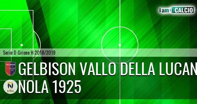 Gelbison Vallo Della Lucania - Nola