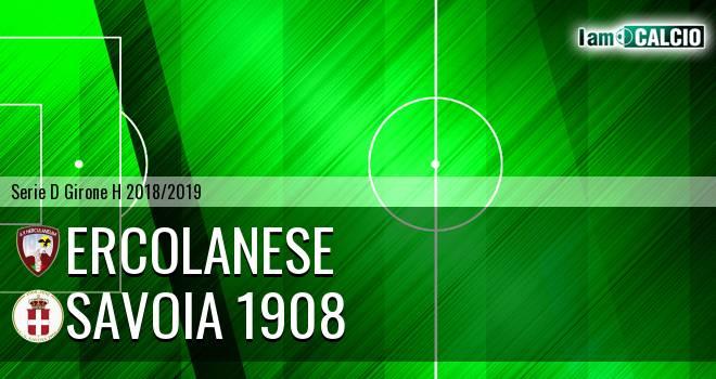 Sporting Ercolano - Savoia 1908