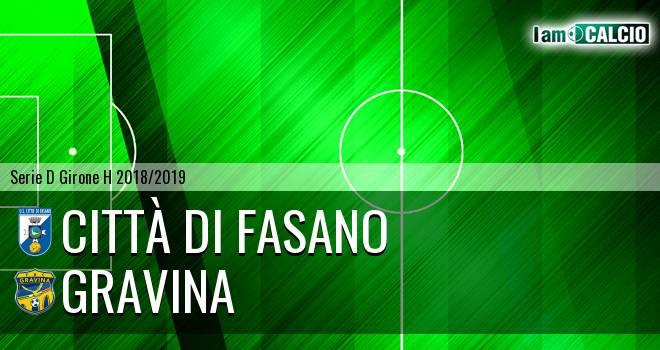 Città di Fasano - Gravina