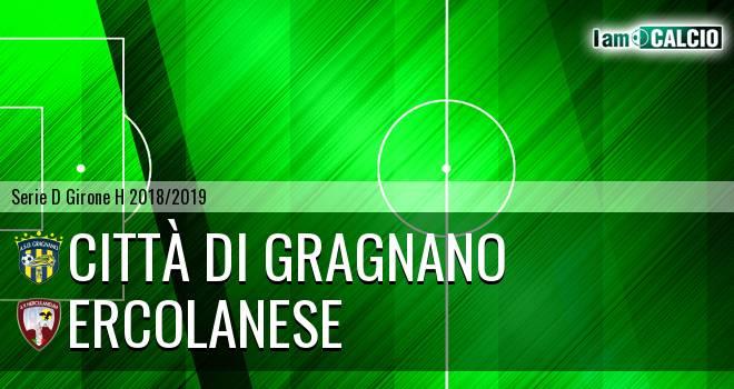 Città di Gragnano - Sporting Ercolano