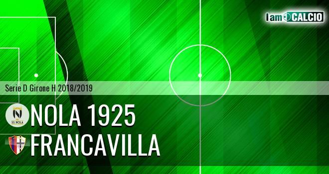 Nola 1925 - Francavilla